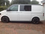 2015 Volkswagen VW TRANSPORTER T28 HLINE 180 TDI Reg May 2014 NO V